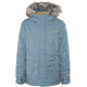 Columbia Snowfield Jacket Boys Blue Heron Heather/Maple